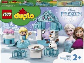LEGO® DUPLO 10920 Čajový dýchánek Elsy a Olafa