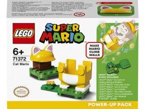LEGO® Super Mario™ 71372 71372 Kocour Mario – obl