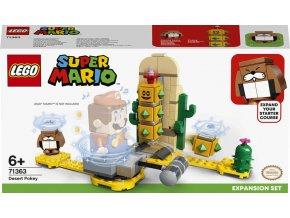 LEGO® Super Mario™ 71363 71363 Pouštní Pokey – roz