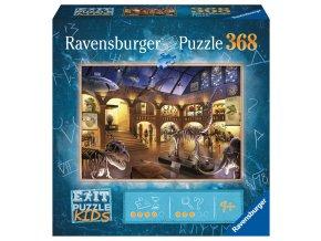 Exit Puzzle dětské: Noc v muzeu 368 dílků