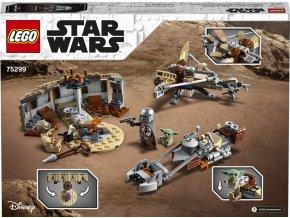 LEGO® Star Wars™ 75299 Potíže na planetě Tatooine™