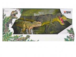 Dinosaurus 20-30cm 2ks skladem
