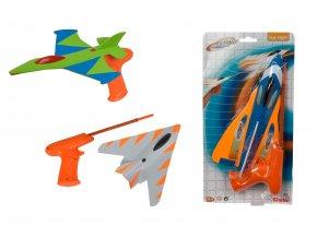Vystřelovací letadlo, 3 druhy skladem