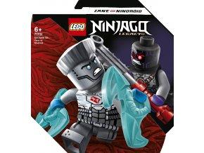 LEGO® Ninjago 71731 Epický souboj – Zane vs. Nindr
