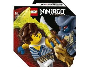 LEGO® Ninjago 71732 Epický souboj – Jay vs. Serpen