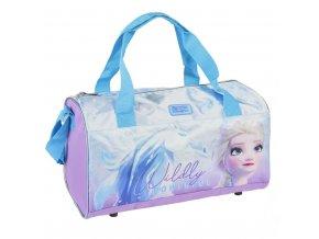 Sportovní taška Ledové království 2
