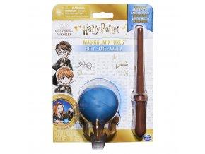 Harry Potter věštecká koule s hůlkou - magnetická