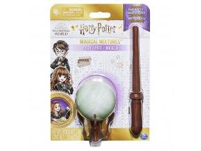 Harry Potter věštecká koule s hůlkou - tajná zpráva