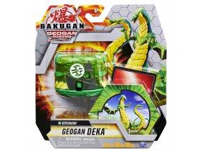 Bakugan velký deka Geogan bojovník s3