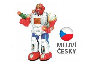 Robot cesky mluvici CZ