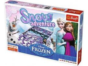 frozen snow adventure