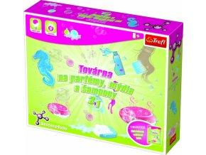tovarna na parfemy mydla a sampony 3v1