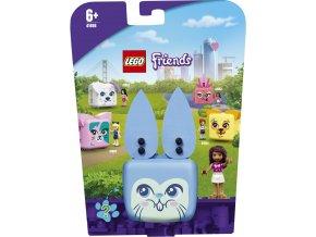 LEGO® Friends 41666 Andrea a její králíčkový boxík