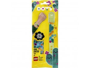 LEGO® DOTS 41922 Náramek – bláznivý kaktus