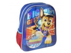 Dětský batůžek 3D s konfetami Tlapková patrola