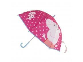 Dětský manuální deštník Prasátko Peppa