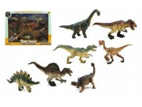 Dinosaurus plast 8ks skladem