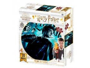 Puzzle 3D Harry Potter 500 dílků