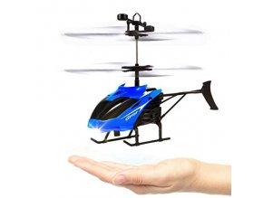 vrtulnik ovladany rukou