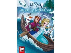 Ledové království - Arendellská dobrodružství - skladem