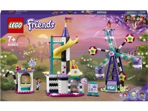 LEGO® Friends 41689 Kouzelné pouťové atrakce