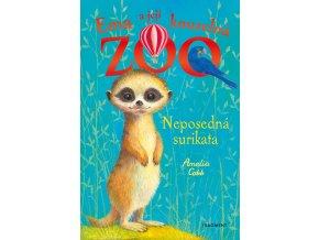 Ema a její kouzelná ZOO - Neposedná surikata - Amelia Cobb