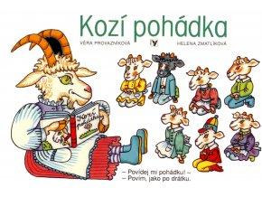 Kozí pohádka - Věra Provazníková