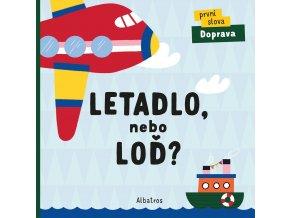 Letadlo, nebo loď? - Lenka Chytilová