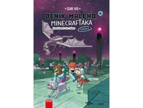 Deník malého Minecrafťáka: komiks 4 - Cube Kid