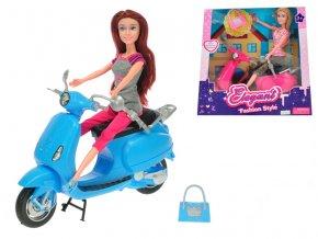 Panenka kloubová 29cm s motorkou a doplňky skladem