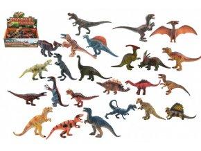 Dinosaurus plast 11-14cm skladem