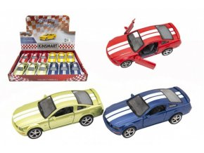 Auto Kinsmart 2006 Ford Mustang GT 1:38 12,5cm kov/plast (1 ks)
