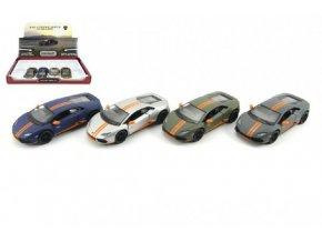 Auto Kinsmart Lamborghini Huracan kov 12cm (1 ks) skladem