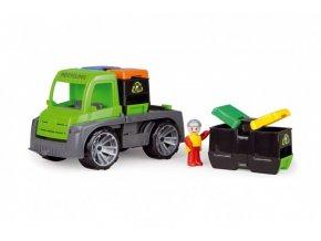Auto Truxx s kontejnery a figurkou 28cm skladem