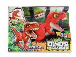 T-Rex Jr. interaktivní skladem