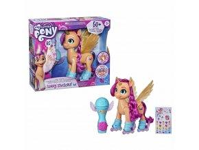 My Little Pony figurka Sunny zpívá abruslí