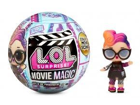 L.O.L. Surprise! Movie panenka, PDQ