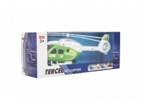 Vrtulník/Helikoptéra na natažení plast 21cm 3 barvy skladem