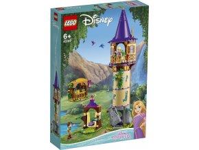 Lego Disney Princess Lociky věž