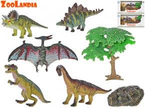 Zoolandia dinosaurus skladem