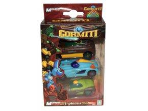Gormiti - 3 auta 1:64