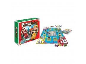 Cool games Pizza jede!
