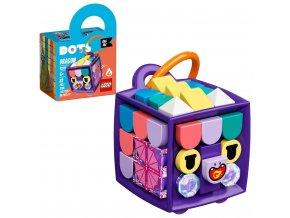 LEGO® DOTS 41939 Ozdoba na tašku – dráček