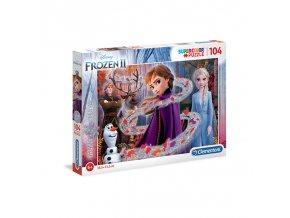Puzzle Ledové království 104 dílků