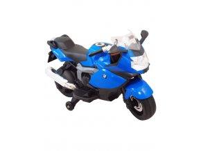 14561 elektricka motorka baby mix bmw modra