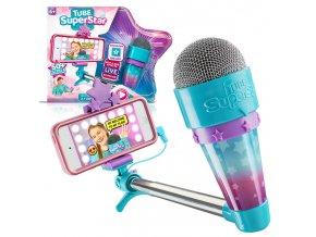 Mikrofon tube Superstar skladem