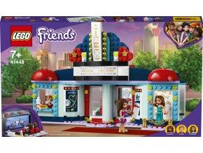 LEGO® Friends 41448 Kino v městečku Heartlake