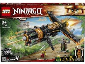 LEGO® Ninjago 71736 Odstřelovač balvanů