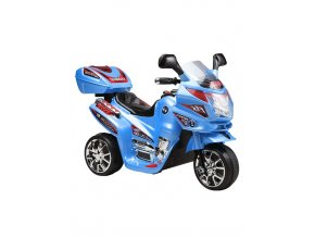 13838 elektricka motorka mala bayo blue
