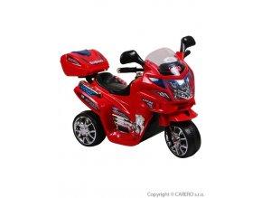 5492 elektricka motorka mala bayo red